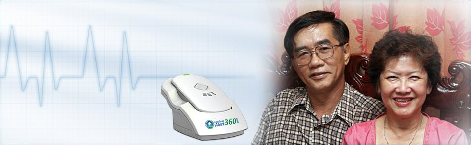 Medical Alarm Systems brin Emergency Help for Seniors Living Alone
